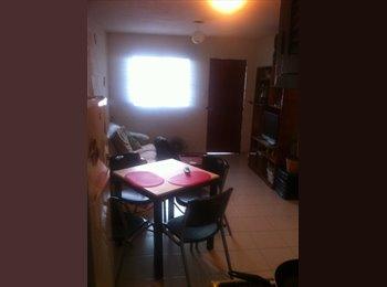 CompartoDepa MX - Habitación en renta en depa - Playa del Carmen, Cancún - MX$4,000 por mes