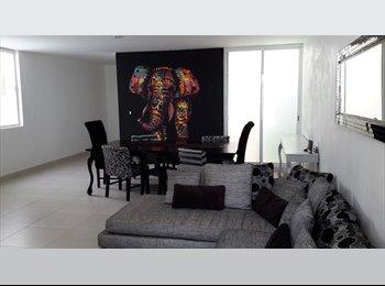 CompartoDepa MX - Exclusivo departamento, zona sur - León, León - MX$7,000 por mes