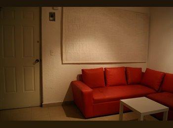 Busco Roomie para compartir departamento