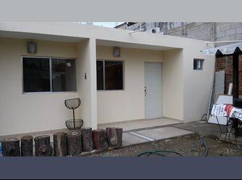 CompartoDepa MX - RENTA CUARTO TIPO LOFT NUEVOS!! - Cholula, Cholula - MX$2,800 por mes