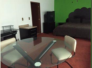 Renta estudio TODO INCLUIDO FRENT Tec de Monterrey