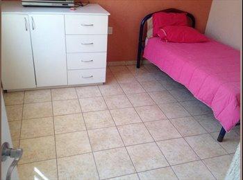 CompartoDepa MX - recamaras solo damas - Cuernavaca, Cuernavaca - MX$2,300 por mes