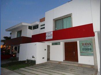 CompartoDepa MX - Renta de cuarto amueblado EXCLUSIVO DAMAS - Zapopan, Guadalajara - MX$4,500 por mes