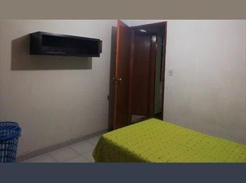 CompartoDepa MX - RENTO CUARTO PARA SEÑORITA ESTUDIANTE, Puebla - MX$1,400 por mes