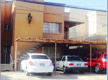 CompartoDepa MX - Cuarto Nuevo en Colonia Nueva - Mexicali, Mexicali - MX$2,500 por mes