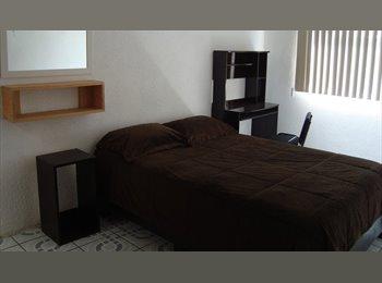 CompartoDepa MX - Aprovecha recamara disponible, ambiente agradable, Cuernavaca - MX$1,700 por mes