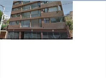 CompartoDepa MX - BUSCAMOS ROOMIE PARA COLONIA ESCANDON - Miguel Hidalgo, DF - MX$2,500 por mes