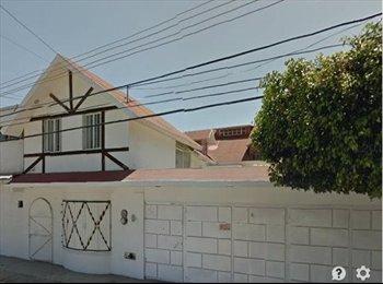 CompartoDepa MX - Renta de habitaciones individuales - Oaxaca de Juárez, Oaxaca de Juárez - MX$3,000 por mes