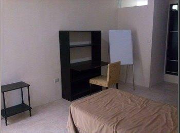 CompartoDepa MX - Habitaciones amplias para estudiantes - Otras, Puebla - MX$1,800 por mes