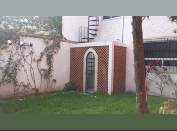hermosa Casa en Circuito Juan Pablo 2 cerca de angelopolis