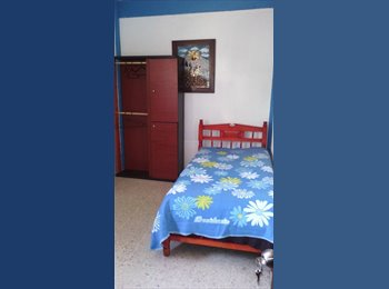 CompartoDepa MX - recamara amueblada en renta - Villahermosa, Villahermosa - MX$3,300 por mes