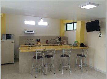 CompartoDepa MX - Habitaciones Estudiantes Toluca - Toluca, México - MX$2,000 por mes