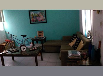 CompartoDepa MX - Busco Roomate  - Mérida, Mérida - MX$2,000 por mes