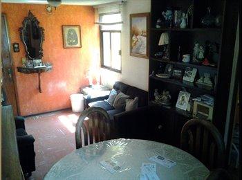 CompartoDepa MX - Ofrezco Cuarto - Venustiano Carranza, DF - MX$3,000 por mes