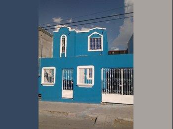 CompartoDepa MX - rento cuarto para estudiantes de odontologia en saltillo - Saltillo, Saltillo - MX$2,000 por mes