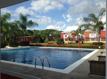 CompartoDepa MX - Se renta habitación amueblada - Puerto Vallarta, Puerto Vallarta - MX$2,200 por mes
