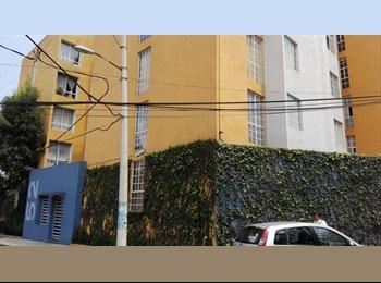 Rento Habitación en San Antonio, Álvaro Obregón