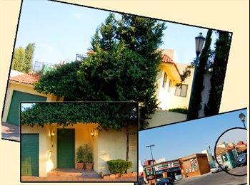 CompartoDepa MX - Habitaciones(4). Sólo mujeres. - Huixquilucan, México - MX$5,950 por mes