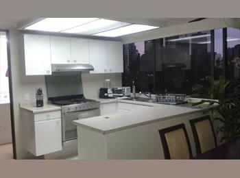 CompartoDepa MX - Departamento de Lujo en Interlomas - Huixquilucan, México - MX$7,000 por mes
