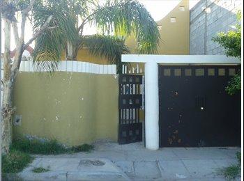 CompartoDepa MX - rento cuarto de mi casa - Torreón, Torreón - MX$1,500 por mes