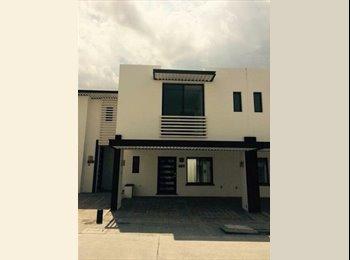 CompartoDepa MX - Habitación disponible en casa nueva. KATANIA  - León, León - MX$2,600 por mes