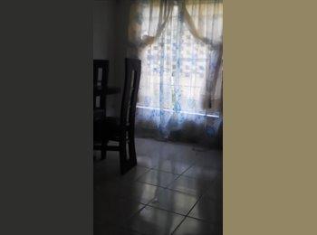 CompartoDepa MX - comparto habitación x mes o sem. - Iztapalapa, DF - MX$2,000 por mes
