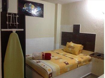 CompartoDepa MX - Habitaciones con servicio de hotel   - Coatzacoalcos, Coatzacoalcos - MX$5,800 por mes
