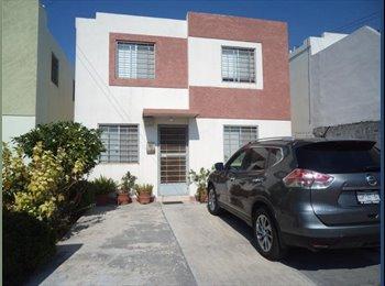 Busco roomate para compartir casa en Apodaca NL