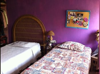 CompartoDepa MX - Rento habitación amueblada para mujer estudiante  - Córdoba, Córdoba - MX$1,500 por mes