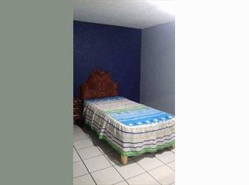 CompartoDepa MX - Renta de recamaras amuebladas  - Otras, Puebla - MX$2,500 por mes