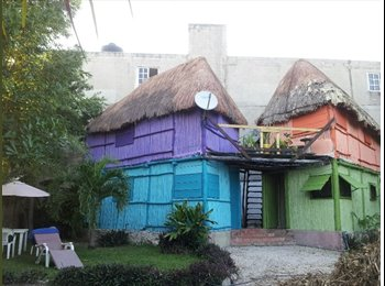 CompartoDepa MX - rento estudio cerca de la playa - Playa del Carmen, Cancún - MX$3,500 por mes
