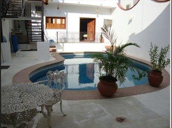 CompartoDepa MX - Busco compañero de cuarto en Bucerias - Puerto Vallarta, Puerto Vallarta - MX$2,500 por mes