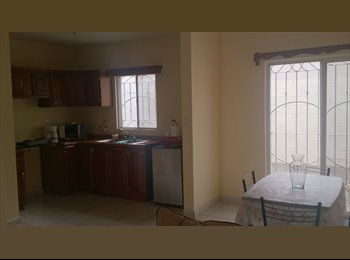 CompartoDepa MX - Renta de Habitación Individual al Sur de la Ciudad - Saltillo, Saltillo - MX$1,600 por mes