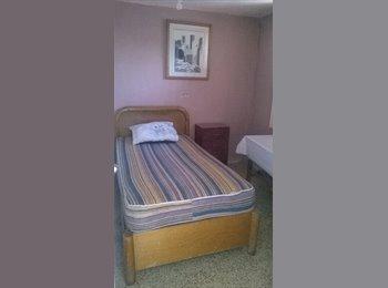 cuarto con servicios