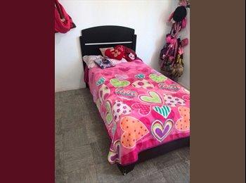 CompartoDepa MX - rento cuarto  - Otras, Puebla - MX$2,500 por mes