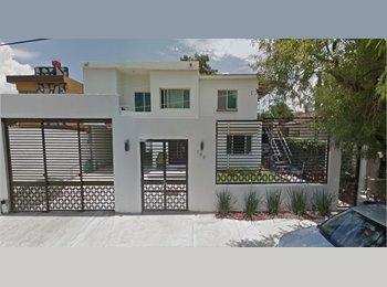 CompartoDepa MX - Mini-Depa - San Nicolás de los Garza, Monterrey - MX$3,500 por mes