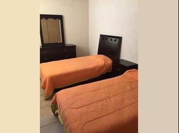 CompartoDepa MX - Excelente ubicación a 20 min del Tec de Monterrey - Zapopan, Guadalajara - MX$2,500 por mes