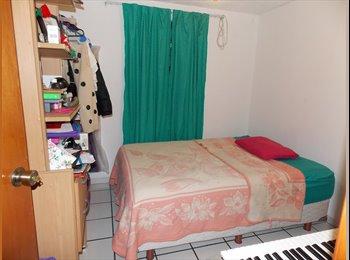 CompartoDepa MX - Cuarto amueblado o sin amueblar Ciudadela / Tepeyac / Cordilleras - Zapopan, Guadalajara - MX$1,900 por mes