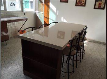 CompartoDepa MX - Habitaciones amuebladas Prados Agua Azul - Otras, Puebla - MX$2,600 por mes