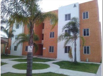 CompartoDepa MX - Rento cuarto en fraccionamiento privado - Morelia, Morelia - MX$1,170 por mes