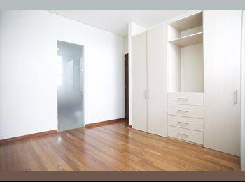 CompartoDepa MX - Se renta habitación en bonito departamento a 7 min de Santa Fe. - Cuajimalpa de Morelos, DF - MX$7,000 por mes