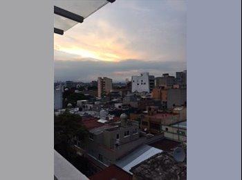 CompartoDepa MX - Penthouse en Napoles  - Benito Juárez, DF - MX$7,500 por mes