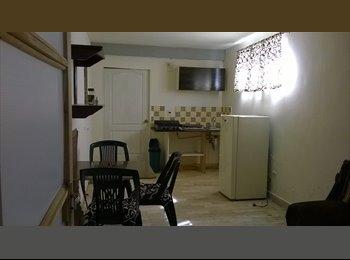 recamara amueblada con estancia, cocina etc