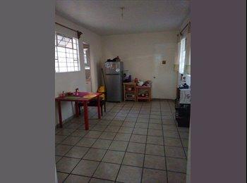 CompartoDepa MX - Habitación en el corazón de Cuerna - Cuernavaca, Cuernavaca - MX$3,000 por mes