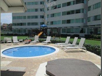 CompartoDepa MX - Busco Roomie en Santa Fe - Cuajimalpa de Morelos, DF - MX$8,700 por mes
