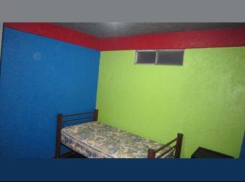 CompartoDepa MX - Habitación individual Metro Rosario Town Center , Azcapotzalco - MX$2,800 por mes