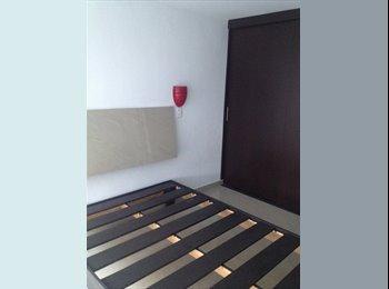 CompartoDepa MX - Renta de habitaciones amuebladas - Toluca, México - MX$2,300 por mes