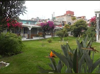 CompartoDepa MX - Habitaciones Disponibles - Xalapa, Xalapa - MX$3,570 por mes