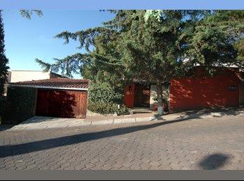 CompartoDepa MX - Habitación amplia con vestidor y baño completo, DF - MX$8,000 por mes