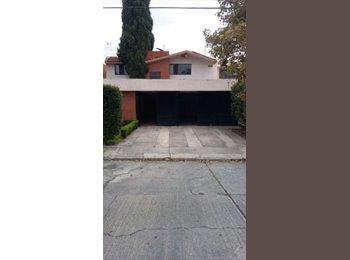 CompartoDepa MX - Busco Roomie - San Luis Potosí, San Luis Potosí - MX$3,000 por mes